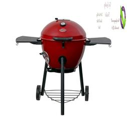 Char-Griller E14822 Premium   Charcoal Grill And Smoker