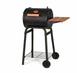 Char-Griller Patio Pro Charcoal Grill in Black