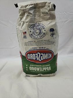 Kingsford Charcoal Briquettes w/Applewood, BBQ Charcoal For
