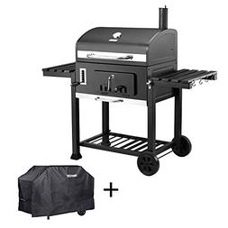 Royal Gourmet Charcoal Grill Backyard Patio BBQ Outdoor Cook