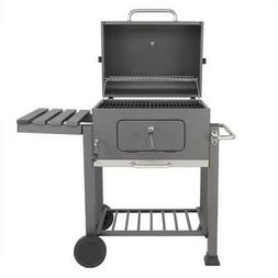 Charcoal Grill Barbecue BBQ Outdoor Patio Backyard Cooking W