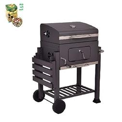 COSTWAY Charcoal Grill Outdoor Patio Barbecue BBQ Grill by S