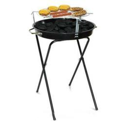 BBQ Grill Portable Outdoor Compact Charcoal cooking grate gr