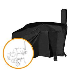 i COVER Charcoal Grill Cover- Heavy Duty Weather Resistant W