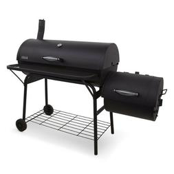 Charcoal Grill Smoker Outdoor Cooking Barbecue Large Portabl