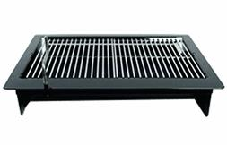 "EasyChef Charcoal & Wood Built-in 24"" Counter Top Grill"