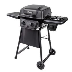 Char-Broil Classic 280 2-Burner Gas Grill with Side Burner O