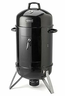 Cuisinart COS-118 Vertical 18 Charcoal Smoker, Black