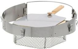 PizzaQue Deluxe Kettle Grill Pizza Kit for 18 and 22.5 Kettl