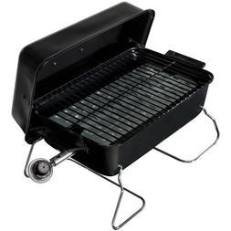 Deluxe Portable Liquid Propane Gas Grill Small Mini Tabletop