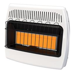 Dyna-Glo 30,000 BTU Natural Gas Infrared IR Vent Free Wall H