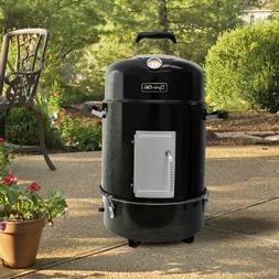 Dyna-Glo Compact Charcoal Bullet Smoker and Grill - High Glo
