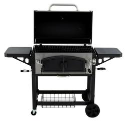 Dyna-Glo Dual Zone Premium Charcoal Grill - DGN576SNC-D