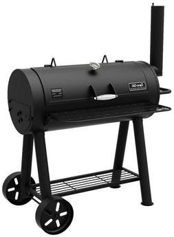 Dyna-Glo Heavy-Duty Barrel Charcoal Grill