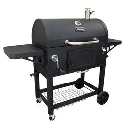 Dyna-Glo X-Large Heavy-Duty Charcoal Grill - 816 Square Inch