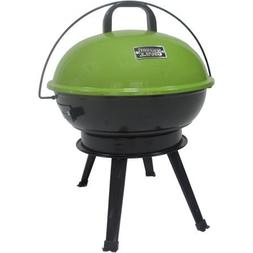 "Expert Grill 14.5"" Dome Charcoal Grill, Black 