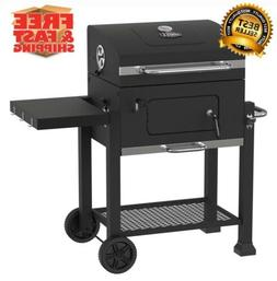 Expert Grill Heavy Duty 24-Inch Charcoal Grill Black FREE 2