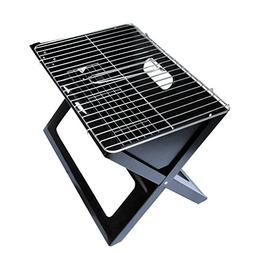 Onlyfire Foldable and Portable Compact Notebook Charcoal BBQ