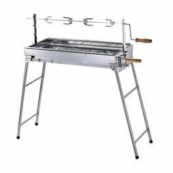 ALEKO GBBQ880 Lightweight Portable Foldable Stainless Steel