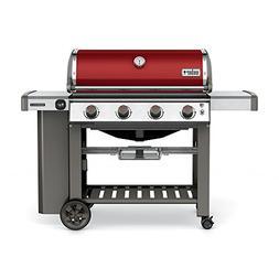 Weber Genesis II E-410 4-Burner Outdoor Propane Gas Barbecue