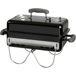 Weber Go-Anywhere Charcoal Grill, Black - Brand New - Free S