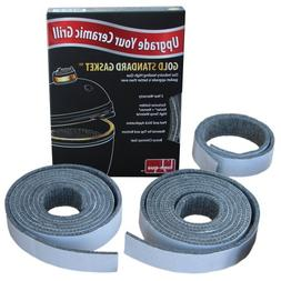 Gold Standard High Heat Gasket with Adhesive for Primo Oval
