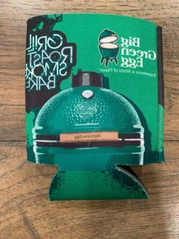 Big Green Egg Green Insulated Beverage Koozies New BGE Acces