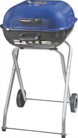 Omaha Grill Charcoal Fldable Sq 18In GY21