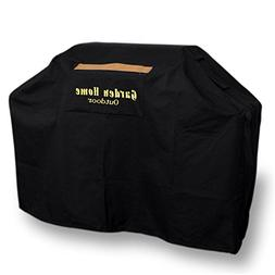 Garden Home Outdoor Grill Cover 72-Inch for Weber, Holland,