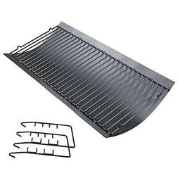 Uniflasy Grill Repair Replacement Part Aluminized Steel Ash
