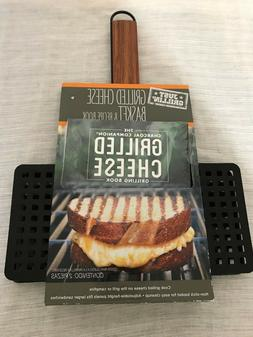 Charcoal Companion Grilled Cheese Basket And Recipe Book