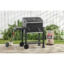 Expert Charcoal Grill Heavy Duty 24-Inch Backyard Outdoor Ba