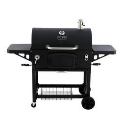 heavy duty charcoal grill enameled cast iron