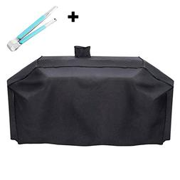 RunTo Heavy Duty Grill Cover Fits Smoke Hollow GC7000 Gas/Ch