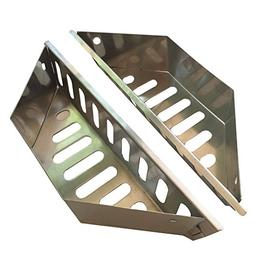 Quality Grill Parts Heavy Duty Stainless Steel Charcoal Bask