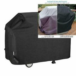 UNICOOK Heavy Duty Waterproof Barbecue Gas Grill Cover, 65-i
