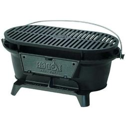 Hibachi Style Portable Charcoal Grill BBQ Tailgating Picnic