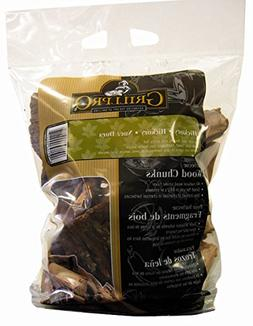 Grill Pro Hickory Flavor Wood Chunks - 5 Pounds