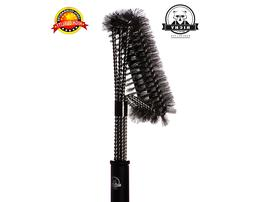 Home Kitchen Heavy Duty BBQ Grill Brush Accessories Gas Char