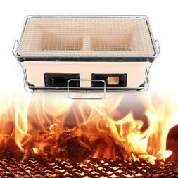 Diatom Mud Clay Japanese Barbecue BBQ Charcoal Oven Fire Sto