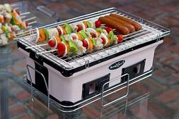 Japanese Yakitori Grill BBQ Charcoal Grill Clay Ceramic Keba