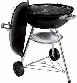 "Weber Jumbo Joe Premium 22"" Black Charcoal Grill ...."