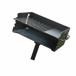 Jumbo Park Charcoal Grill 384 Sq. In. Of Cooking Space