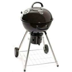 Cuisinart Kettle Grill Charcoal 18 In. Hinged Steel Cooking