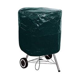 ART TO REAL Kettle Grill Cover - Outdoor BBQ Barbecue Grill