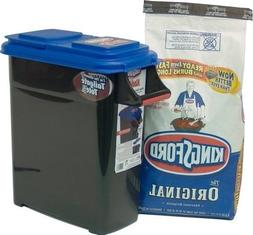Kingsford Kadddy Grill Charcoal Dispenser Storage Container
