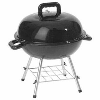 14 in portable kettle charcoal grill w