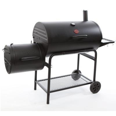 Char-Griller Charcoal Grill in Black