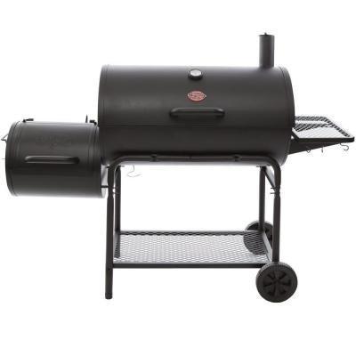 1624 smokin champ charcoal grill