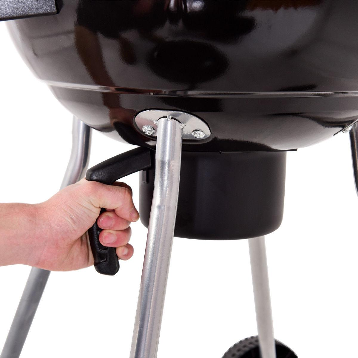 18.5-Inch Kettle Charcoal with